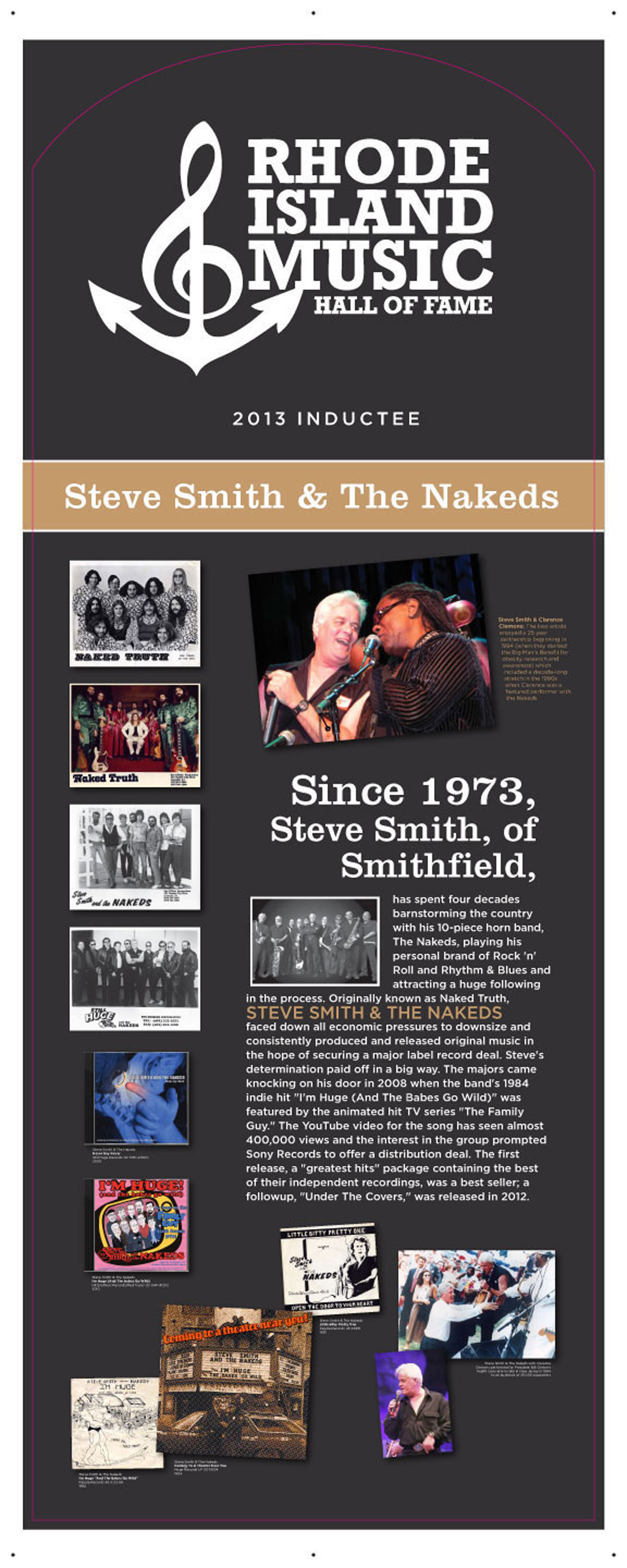 Steve smith and the naked band